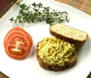 Recipe: Curried Egg Salad
