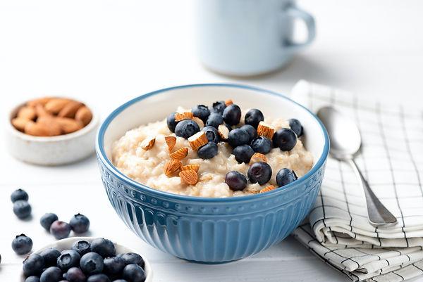 bigstock-Bowl-Of-Oatmeal-Porridge-With--