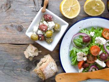 Mediterranean Diet Nutrients Tied with Healthy Brain Aging