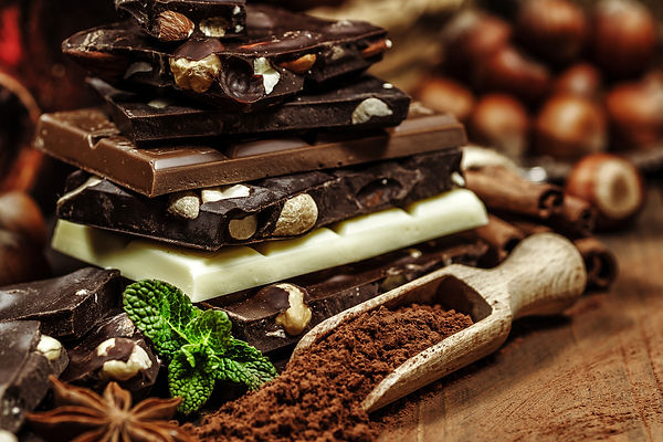 bigstock-Stack-Of-Chocolate-Slices-With-