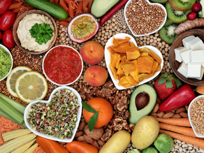 Research Review: A Study on Vegetarian Diets