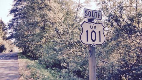 Oregon-California on the 101 (2014)