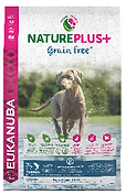 Eukanuba NatuePlus+ Grain Free Puppy Dog food