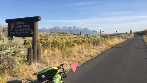 epic entry to the Tetons (2016)