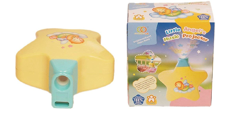 Baby Sleep Projector with Star Light Show and Music