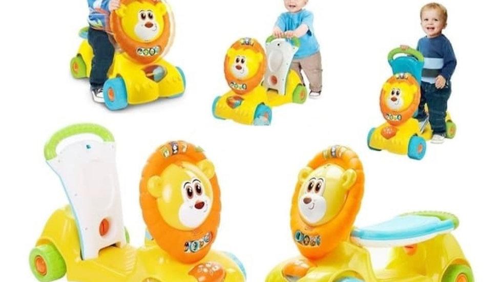 Winfun Lion Ride 3 in 1