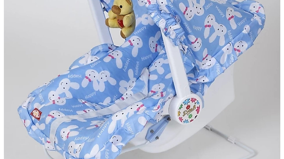 Multipurpose(9 in 1) baby carrycot swing