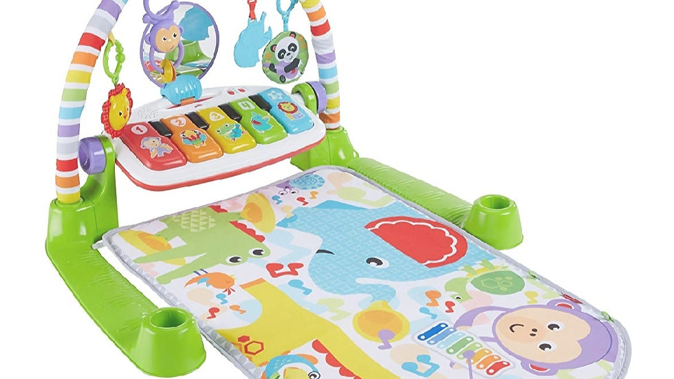 Fisher-Price Deluxe Baby musical play gym