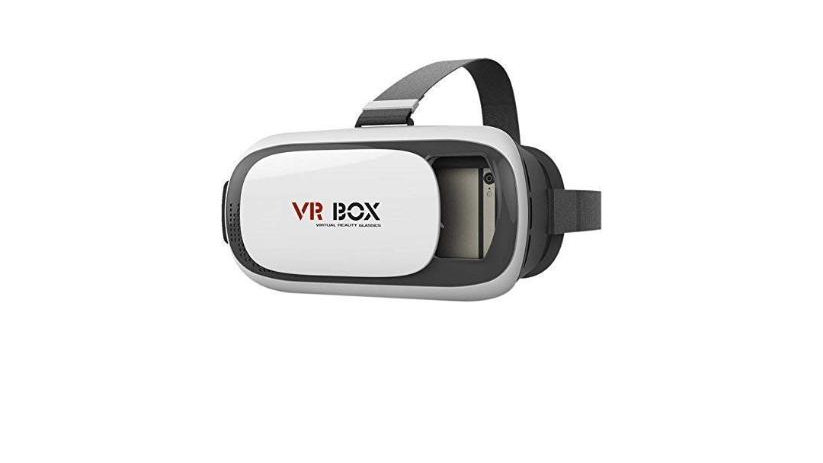 3D Glasses Virtual Reality Box with VR for All Type Smartphone