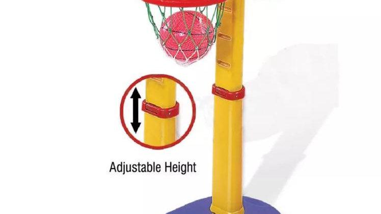 Playgro Adjustable Basketball For Kids