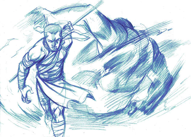 Chike Concept Drawing 01