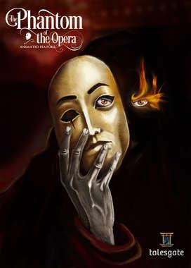 The Phantom of the Opera Animated