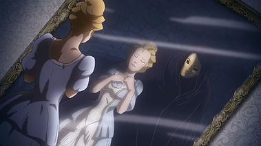 Shot from teaser for the Phantom of the Opera