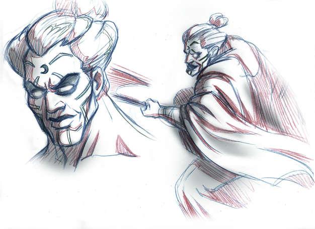 Hondo Concept Drawing 02