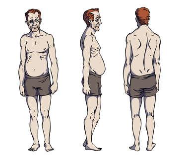 Edmund Colored whole body