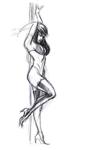 Concept Drawing 01 El Sol No Aparecio