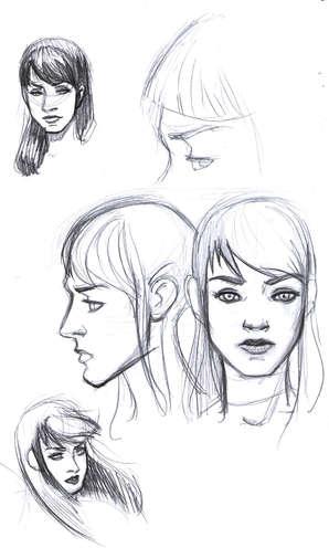 Concept Drawing 04 El Sol No Aparecio
