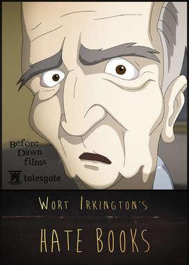 Wort Irkington's Hate Books