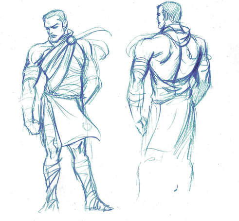 Chike Concept Drawing 02