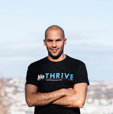 Alo Ibrahim WeThrive Coaching Beratung Potentialentfaltung Bewusstseinsbildung
