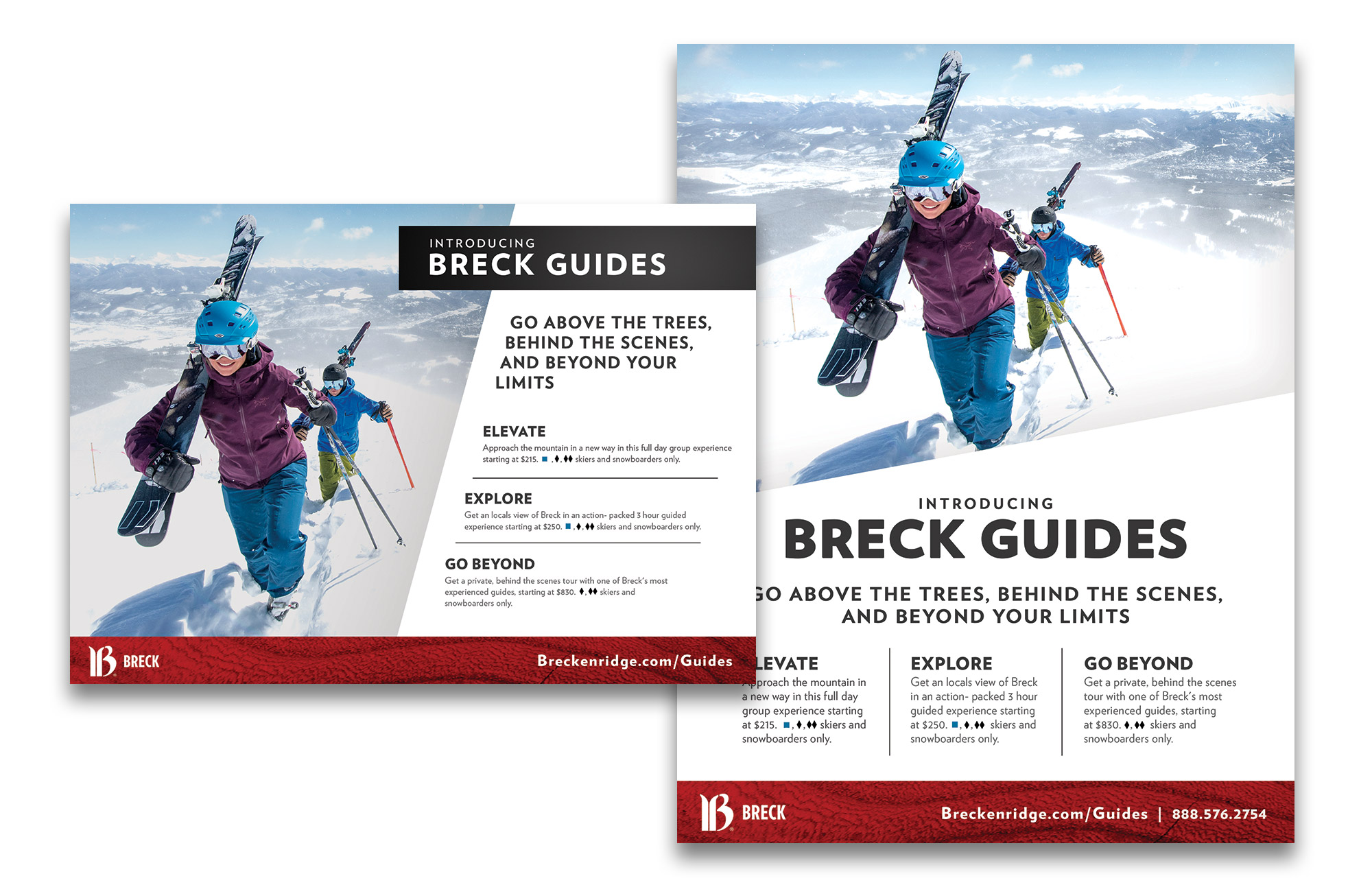 Breckenridge Guides Ads
