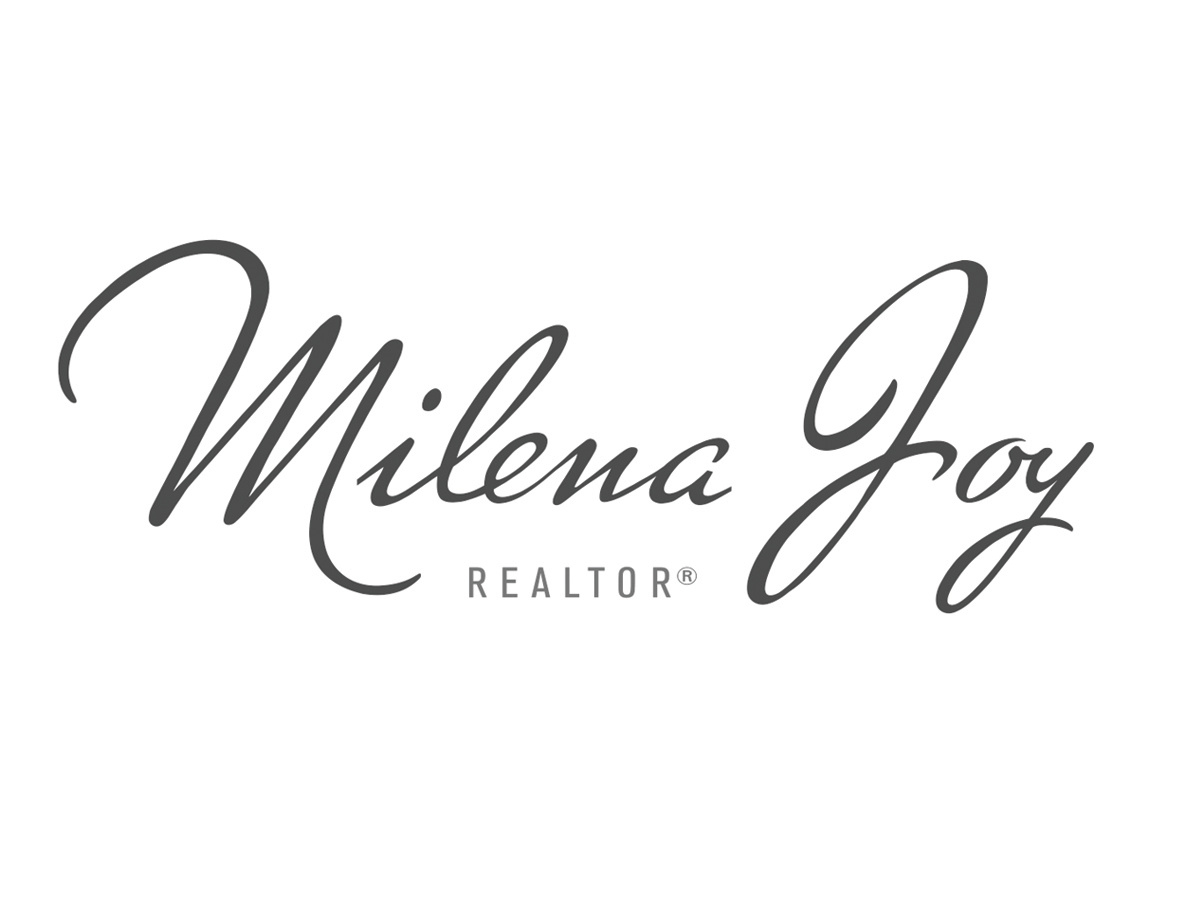 Milena Joy Logo Design
