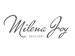 Milena Joy Logo Design