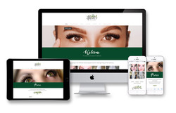 Alexas Luxe Lashes Website