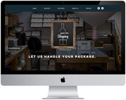 Adams Street Shipping Website