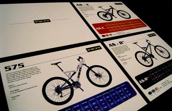 Yeti Bike Manual