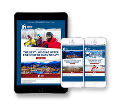 Breckenridge Ski Resort Email Sends