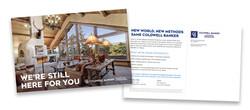 Coldwell Banker Postcard