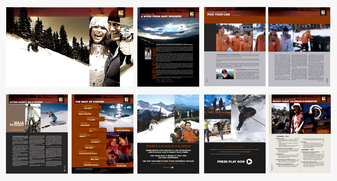 Copper Mountain Employee Handbook
