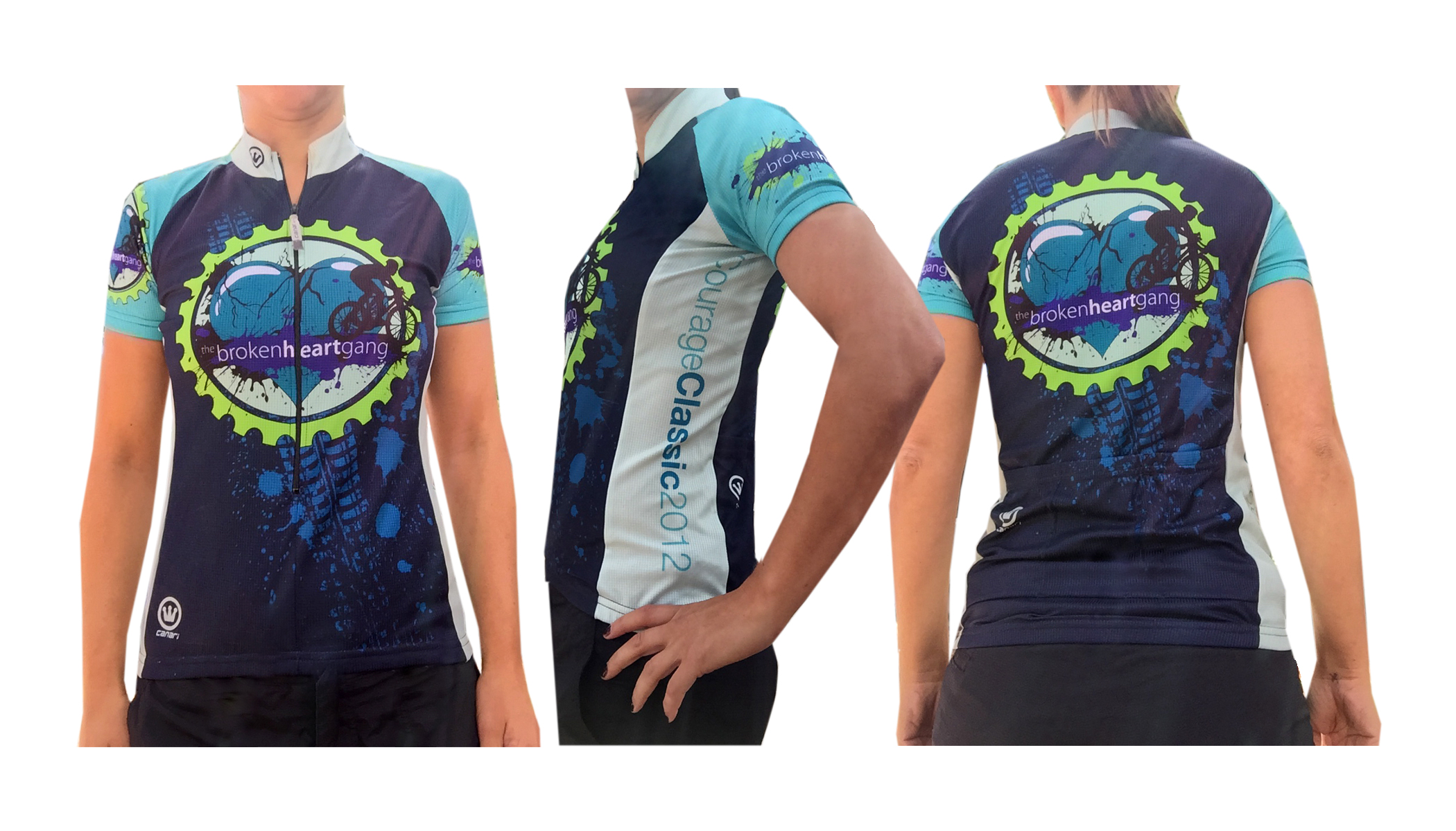 Courage Classic Bike Jersey
