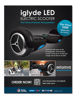 iGlyde Promotional Poster