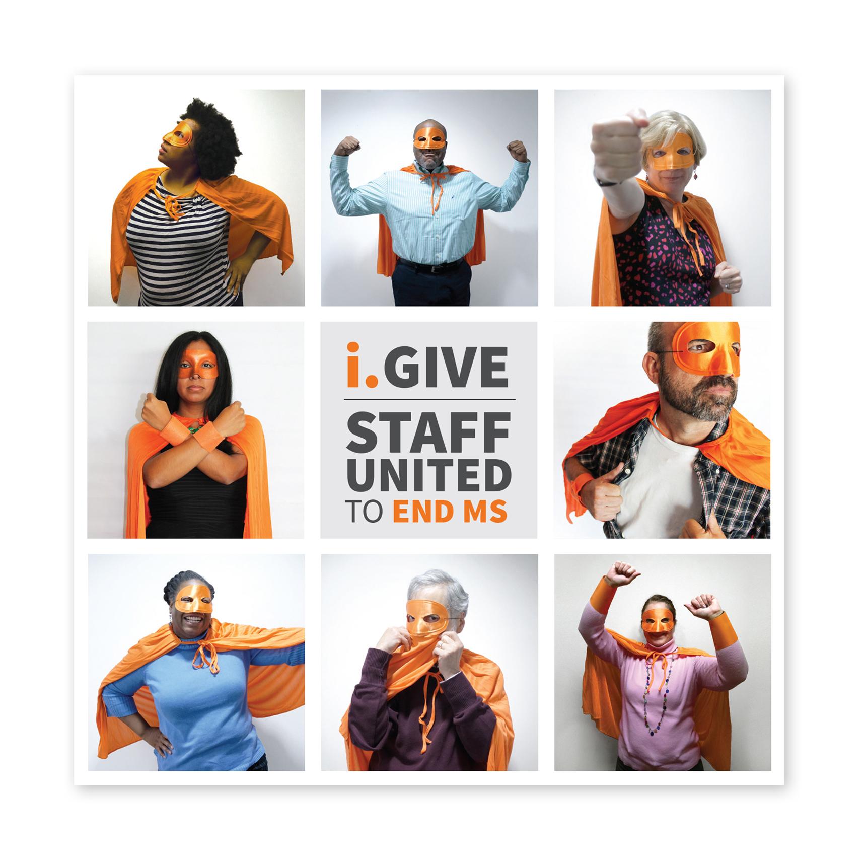 2014 iGive Campaign Postcard