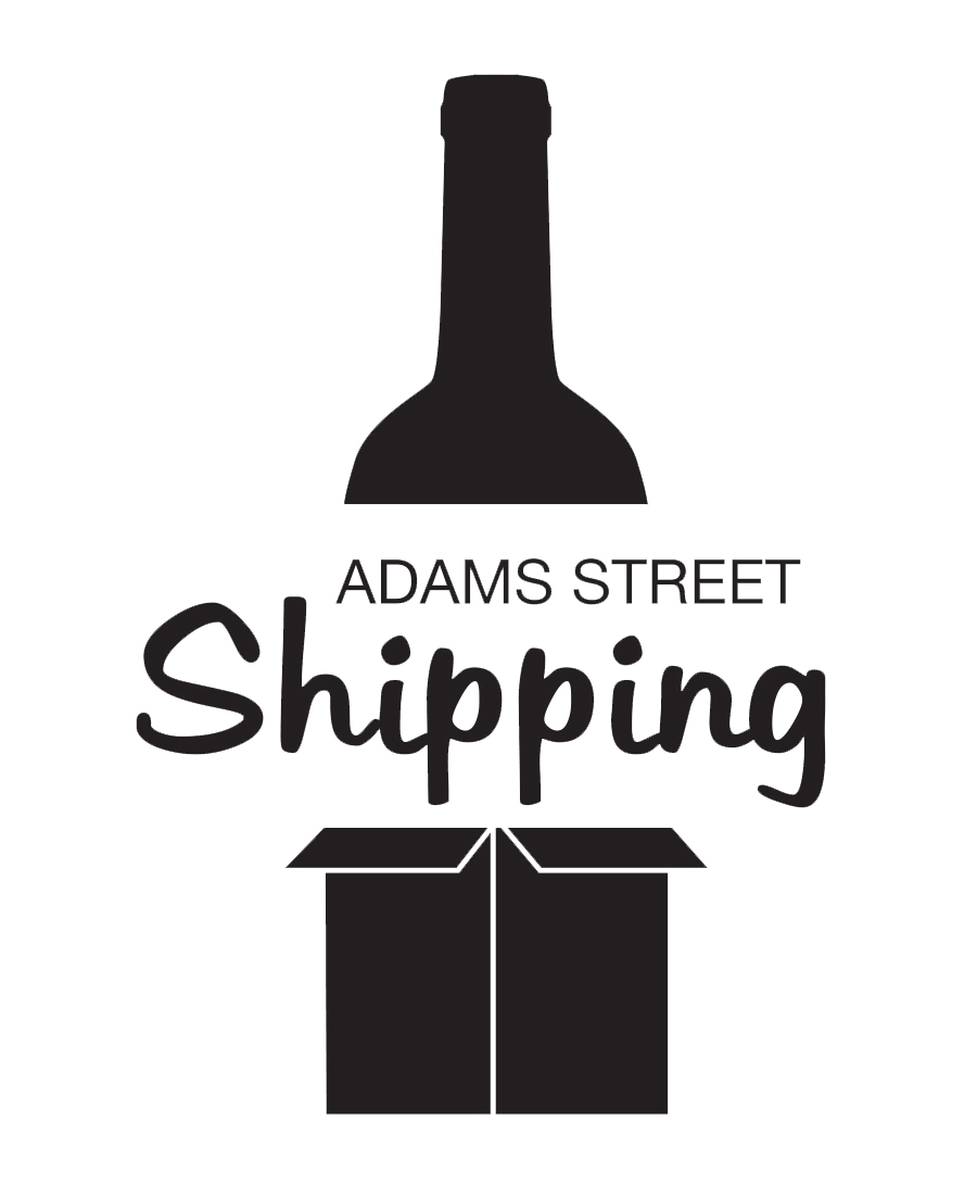 Adams St Shipping logo