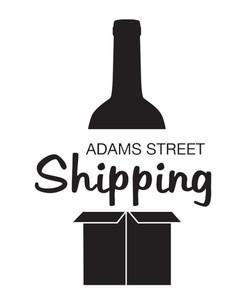 Adams St Shipping logo