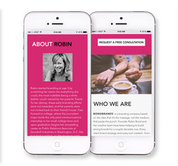 Bond Brands Mobile Site