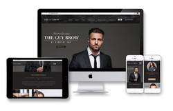 The Guy Brow Website