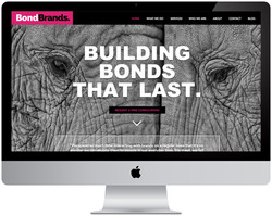 Bond Brands Website