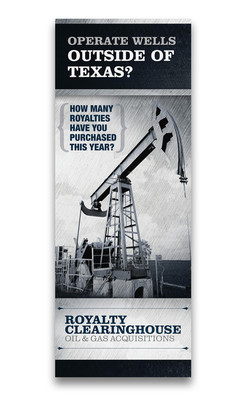 Royalty Clearing House Banner