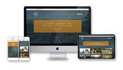 Majestik Films website Design