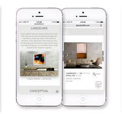 LJStudio209 mobile website design