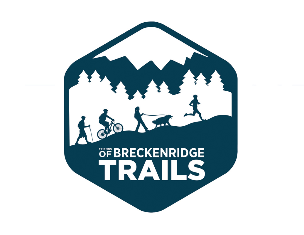 Friends of Breckenridge Trails Logo