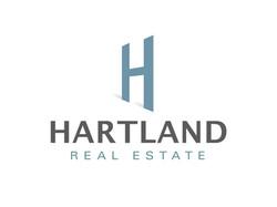 Hartland Real Estate Logo Design