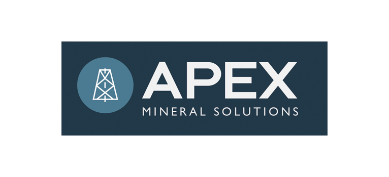Apex Mineral Solutions Logo Design