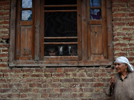 Impact of Lockdown in Kashmir