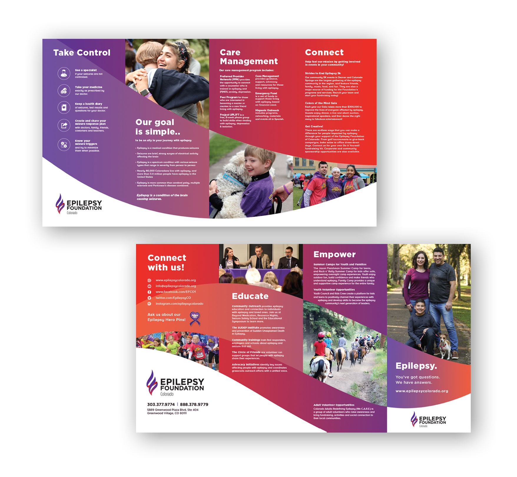 Epilepsy Foundation Brochure