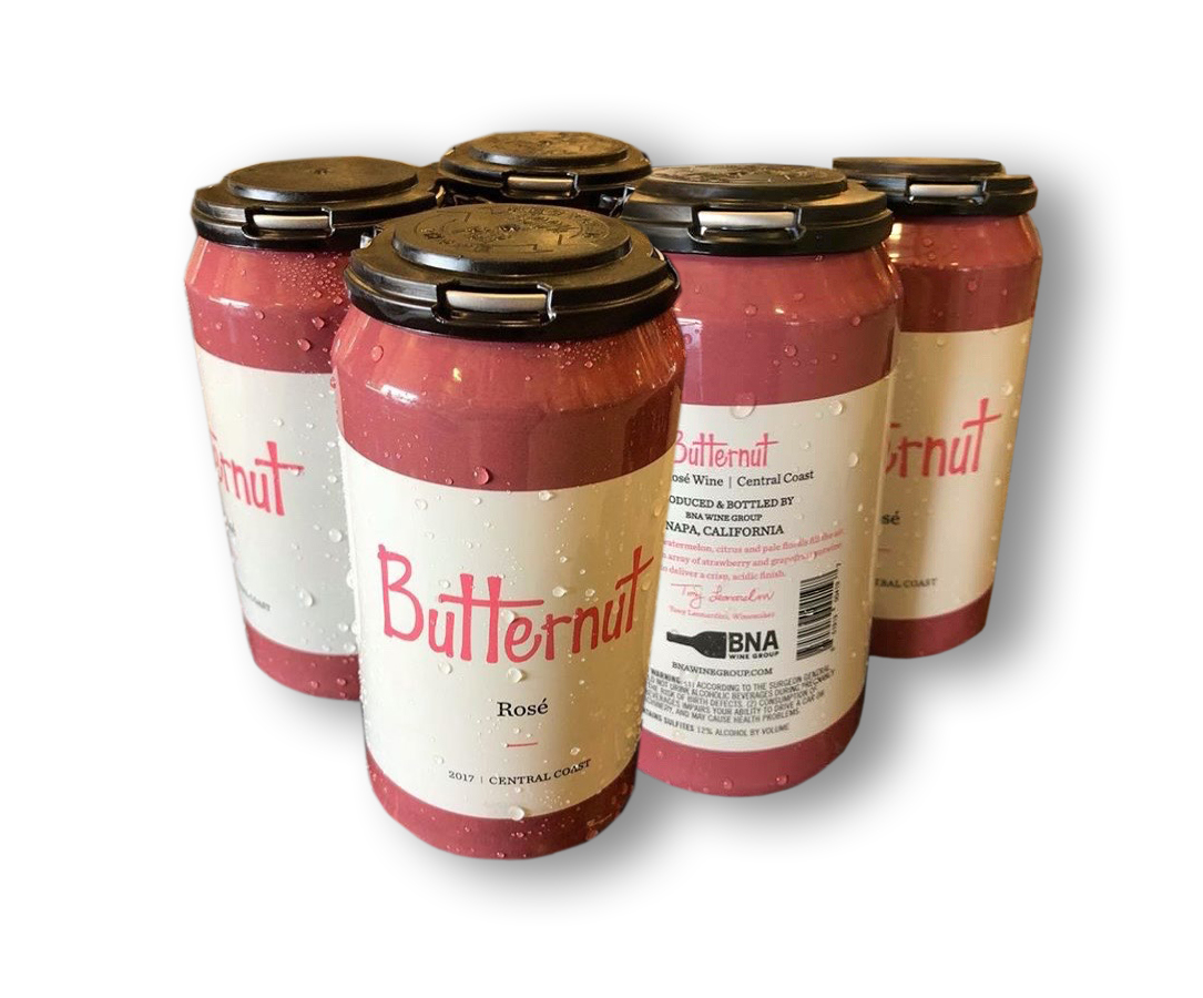 Butternut Rose Cans Design